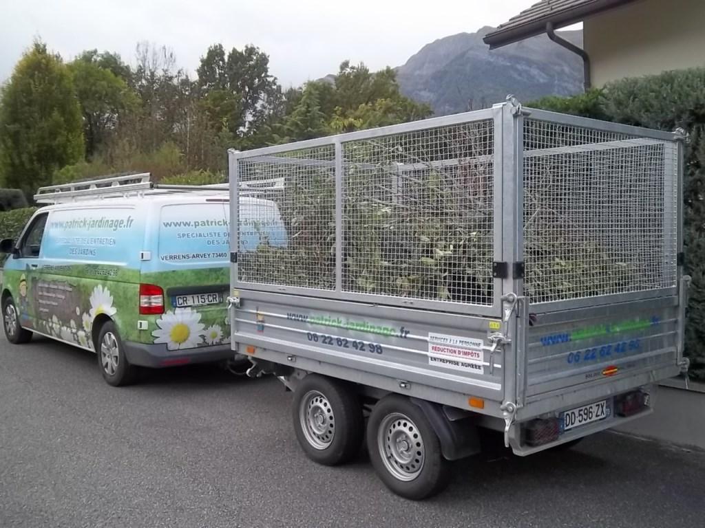 Gestion des d chets verts en bio patrick jardinage for Cesu jardinage